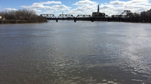 The flood outlook for Manitoba is expected to be released in the coming weeks. (File)