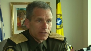 Martin Prud'homme is the head of the SQ. The next chief will have to be approved by 2/3 of MNAs.