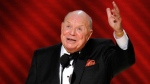 "In this Sept. 21, 2008 file photo, Don Rickles is honored for best individual performance in a variety or music program for ""Mr. Warmth: The Don Rickles Project,"" at the 60th Primetime Emmy Awards in Los Angeles. (AP Photo/Mark J. Terrill, File)"