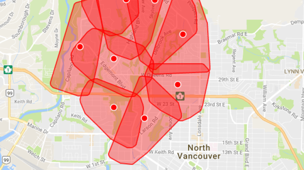 Substation outage cuts power to thousands of homes in North