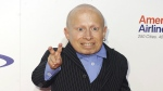 Verne Troyer arrives at The 26th Annual Sports Spectacular in Los Angeles, Calif. on May 22, 2011. (AP / Katy Winn)