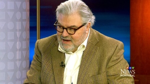 CTV Montreal: Analysis: Impromptu attack on Syria