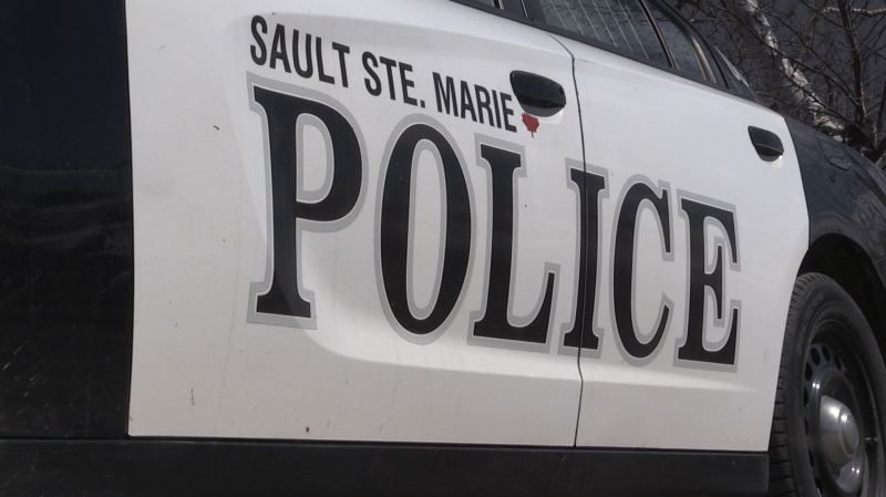 Police in Sault Ste. Marie were attempting to deal with a woman driving erratically on her bike Tuesday morning when they ended up colliding with another vehicle. (File)