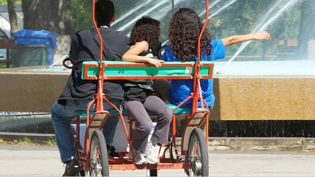 Toronto Island Bike Rental
