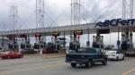 Tsawwassen ferry terminal.