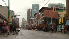 Ban on chain stores in Vancouver?