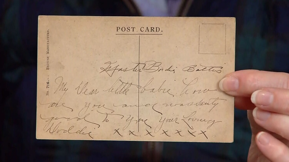 Todd Battis learned more about his great-grandfather's military service through a series of old postcards and letters uncovered in a family member's attic.