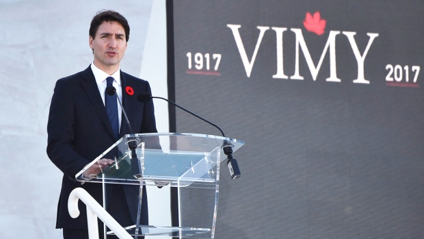 CTV News Special: Vimy Ridge Anniversary - Part 5