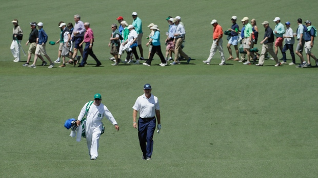 3rd round at Masters a day of wasted chances for McIlroy
