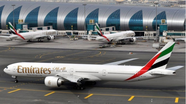 Emirates cuts flights on five U.S. routes as restrictions hit demand