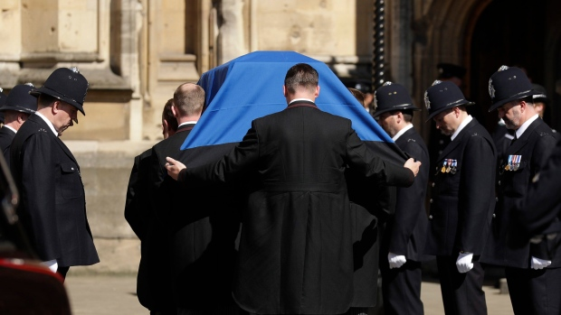 PC Keith Palmer's funeral to be held at London's Southwark Cathedral