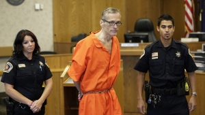 Martin Joseph MacNeill enters the courtroom before his sentencing, in Provo, Utah on Sept. 19, 2014. (Rick Bowmer/AP)