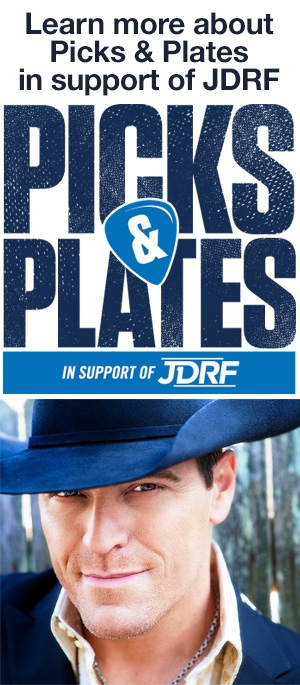 JDRF Right Rail