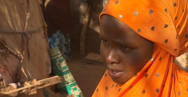 Haweeya Ahmed fled her village in Somaliland