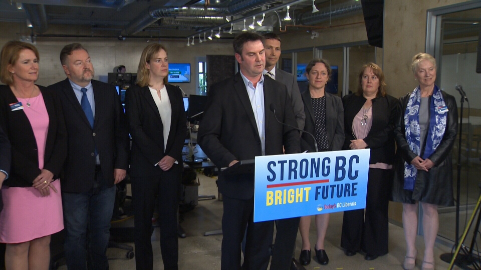 Front and centre on the platform is a promise to make BC Ferries cheaper for regular islanders through tax deductions. Apr. 10, 2017 (CTV Vancouver Island)