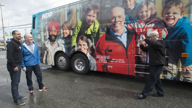 On eve of election campaign, BC parties focus on pocketbook issues
