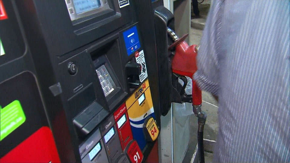 Gas prices tend to spike ahead of long weekends in Canada.