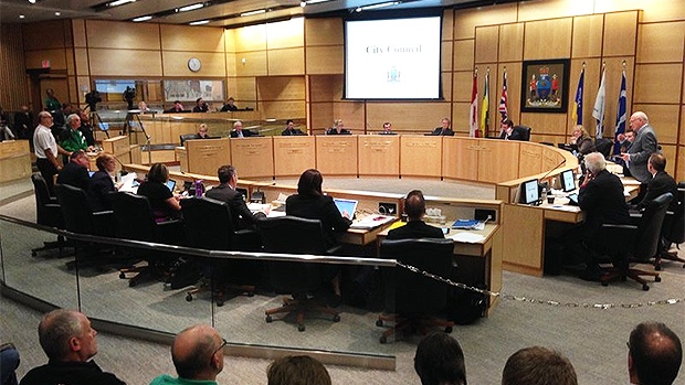 Regina city council 2017