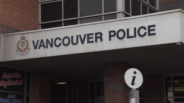 VPD headquarters vancouver police