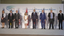 Foreign ministers G7