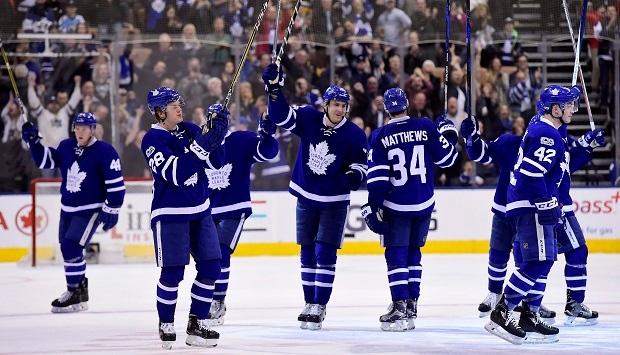 Gretzky buzzing over McDavid, Matthews' NHL playoff debuts