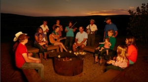 Campground Ceilidh at Prince Edward Island Nationa