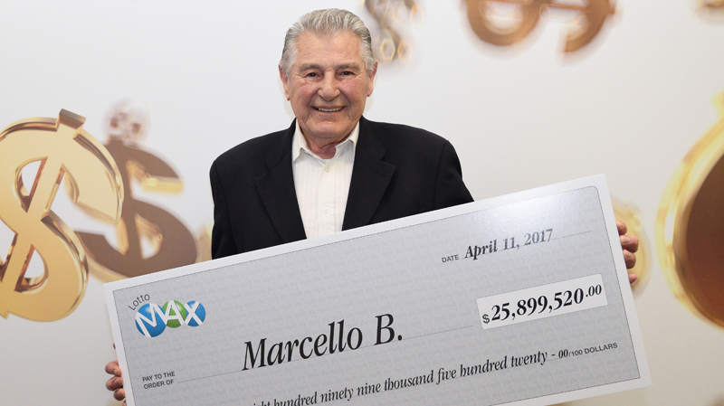 Burnaby senior to share $25 9M lottery jackpot with family | CTV News