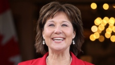 Liberal leader Christy Clark