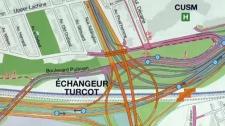 Turcot bike path