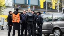 Blast in Germany