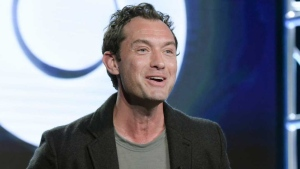 In this Jan. 14, 2017 file photo, Jude Law attends the 'The Young Pope' panel at the HBO portion of the 2017 Winter Television Critics Association press tour in Pasadena, Calif. (Photo by Richard Shotwell/Invision/AP, File)