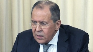 CTV News Channel: Lavrov on chemical weapons