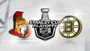 Ottawa Senators vs. Boston Bruins