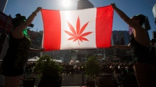 This announcement comes after a historic vote in the Senate Tuesday night to pass Bill C-45, the government's legislation to legalize cannabis.