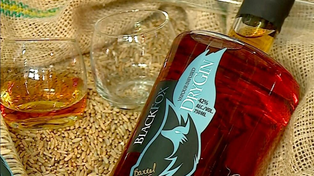 BlackFox gin