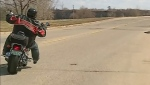 Motorcycle safety: Hitting the road in spring