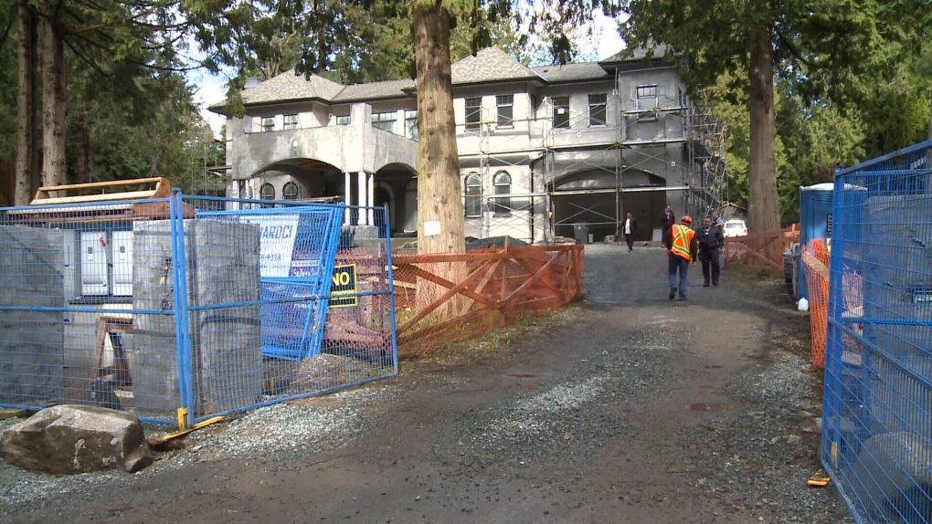 WorkSafeBC, RCMP investigating fall at job site