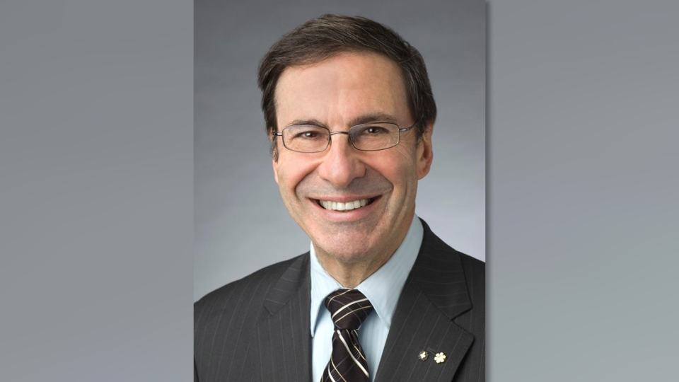 Dr. Mark Wainberg passed away suddenly on Tuesday