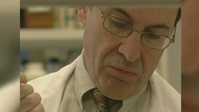 Dr. Mark Wainberg was a world-renowned AIDS researcher.