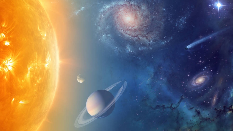 NASA is exploring the ocean worlds in our solar system as part of our search for life outside of Earth. (NASA)