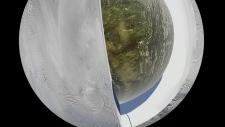 NASA Enceladus