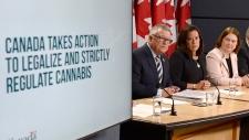 Government introduces marijuana legislation