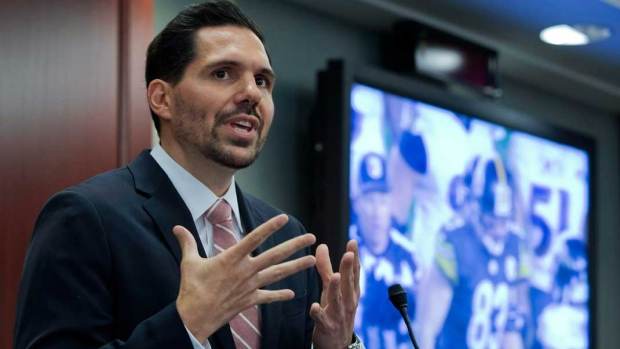 NFL VP Dean Blandino resigning to take network job