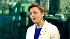 Conservative leadership candidate Kellie Leitch