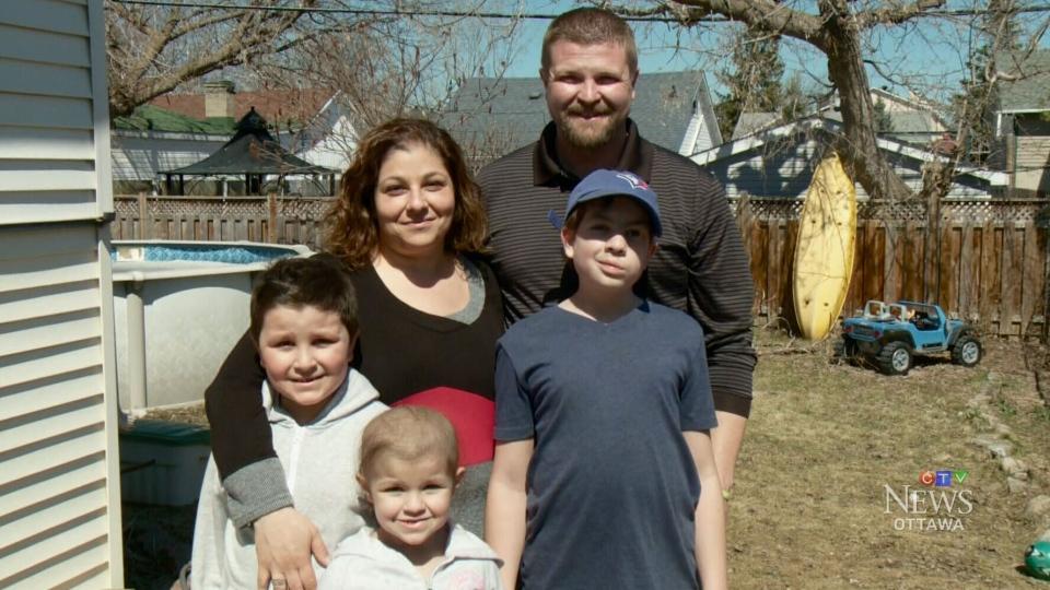 CTV Ottawa: Family dealing with diagnosis