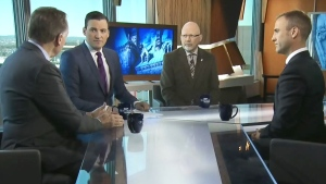 CTV QP: 'Isolation is the only way to Assad'
