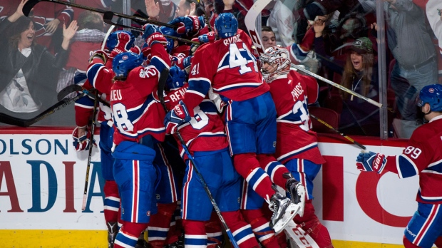 N.Y. Rangers top Canadiens to tie series