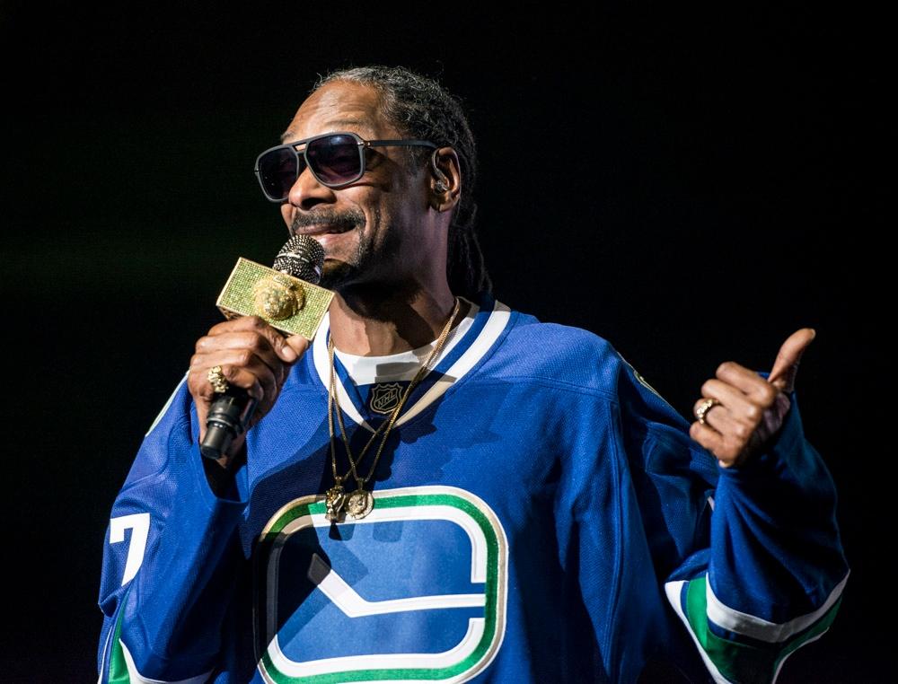 Snoop Dogg Wellness Retreat Tour Vancouver