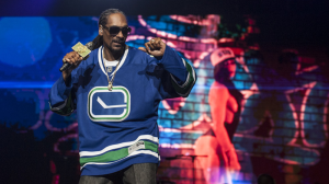 Snoop Dog and special guests Cypress Hill, Redman and Berner bring the Mount Kushmore Wellness Retreat Tour to Vancouver's Rogers Arena. April 14, 2017. (CTV/Anil Sharma)