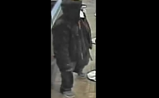 Toronto police are searching for a suspect after a man was assaulted inside a restaurant near Bloor and Church streets on New Year's Eve, 2016. (Toronto police handout)